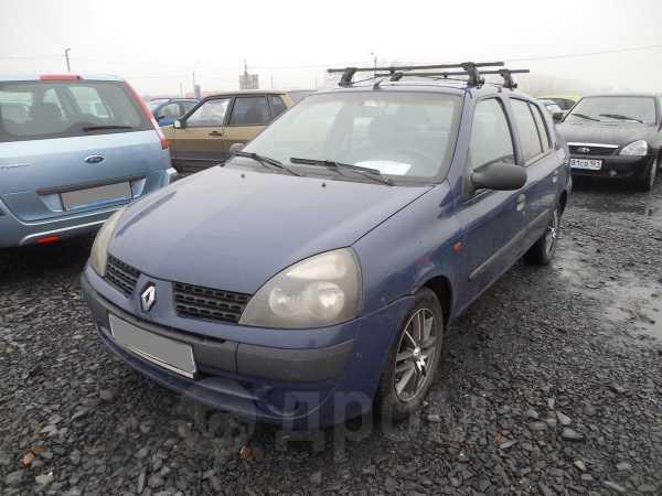 Renault Symbol, 2002 год, 128 000 руб.