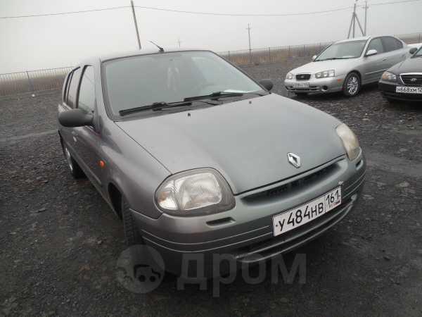 Renault Clio, 2001 год, 150 000 руб.