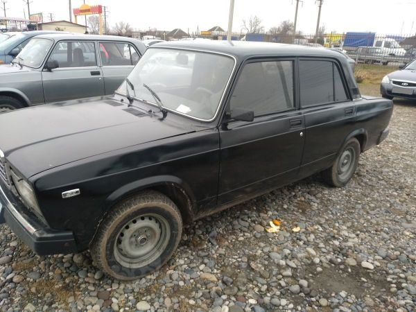 Лада 2107, 2010 год, 85 000 руб.