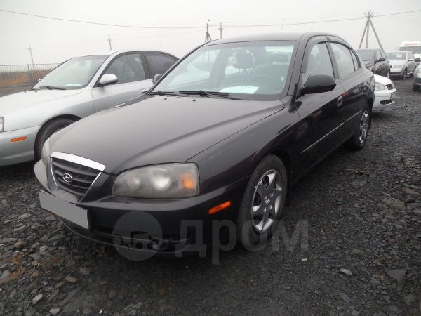 Hyundai Elantra, 2003 год, 250 000 руб.