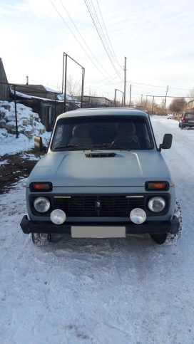 Каменск-Уральский 4x4 2131 Нива 2004