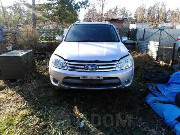 Ford Escape, 2007 год, 320 000 руб.
