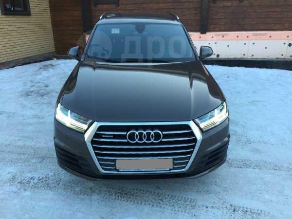 Audi Q7, 2016 год, 2 800 000 руб.