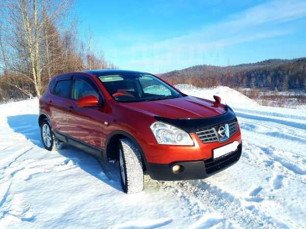 Nissan Dualis, 2008 год, 620 000 руб.
