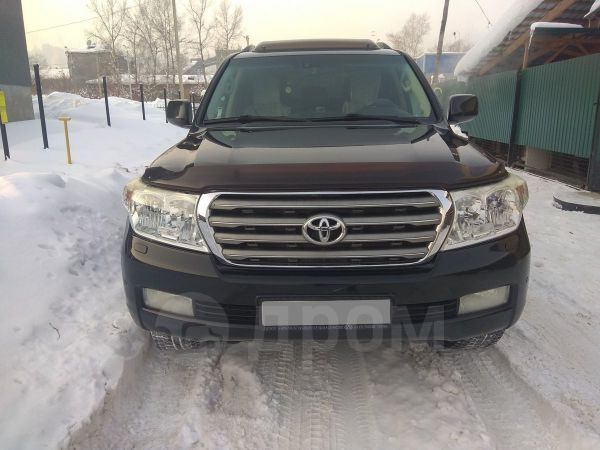 Toyota Land Cruiser, 2007 год, 1 800 000 руб.
