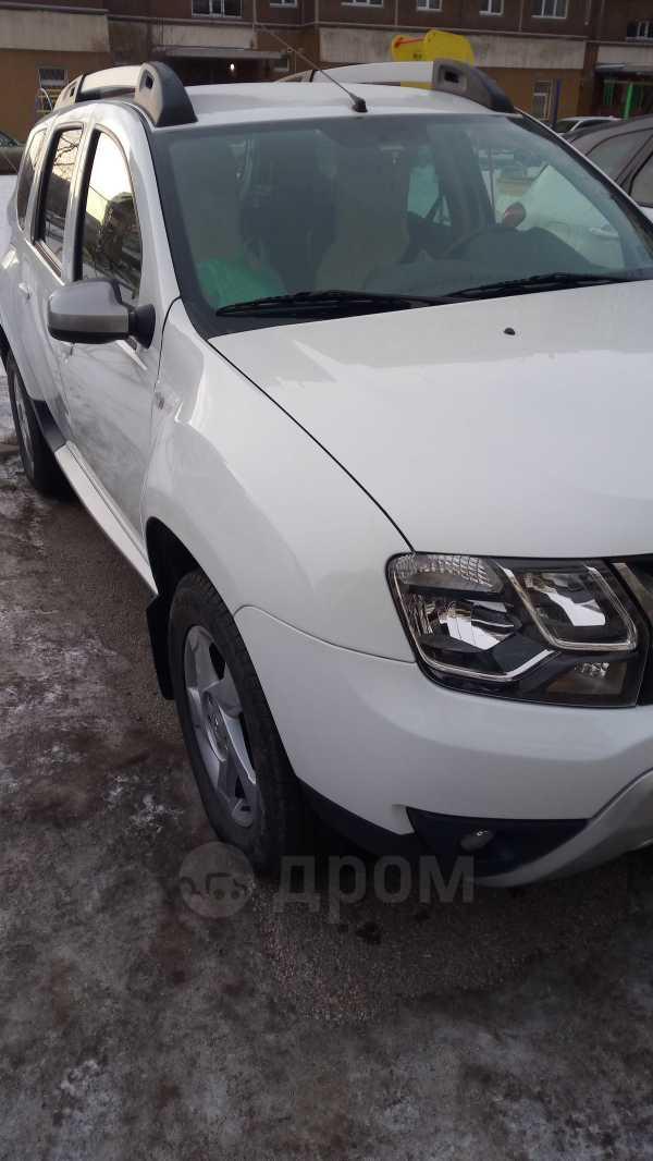 Renault Duster, 2016 год, 780 000 руб.