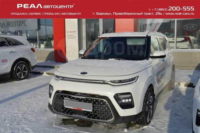 Kia Soul, 2019 год, 1 550 000 руб.