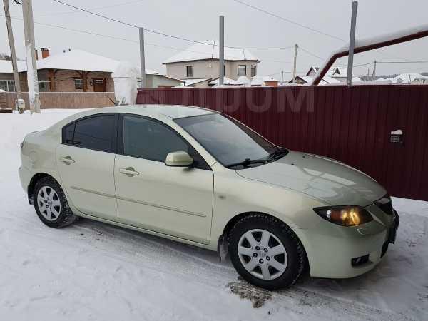 Mazda Mazda3, 2008 год, 415 000 руб.