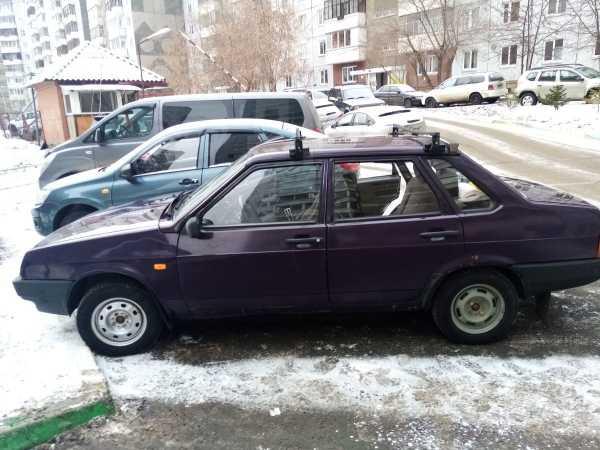 Лада 21099, 1997 год, 59 900 руб.