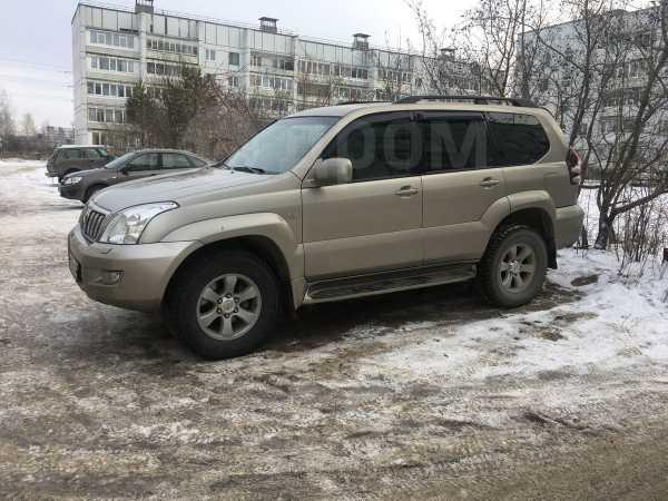 Toyota Land Cruiser Prado, 2004 год, 1 040 000 руб.