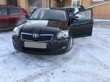 Черногорск Avensis 2008
