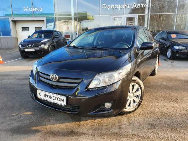 Toyota Corolla, 2008 год, 407 000 руб.