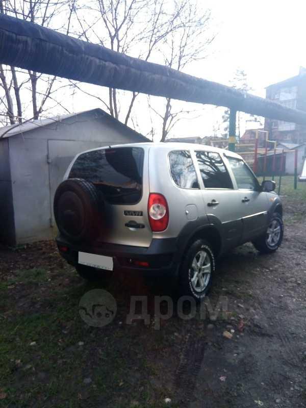 Chevrolet Niva, 2010 год, 270 000 руб.