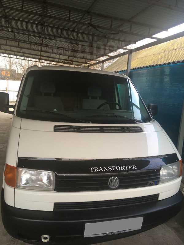 Volkswagen Transporter, 2002 год, 515 000 руб.