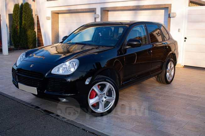 Porsche Cayenne, 2005 год, 500 000 руб.