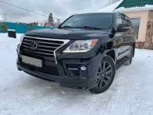 Иркутск LX570 2012