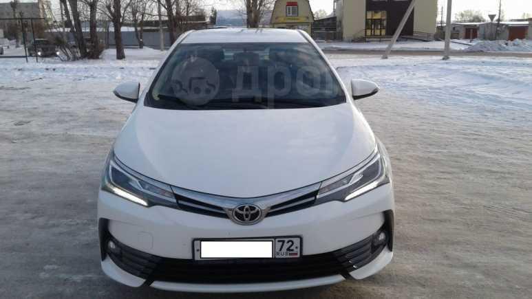 Toyota Corolla, 2016 год, 970 000 руб.