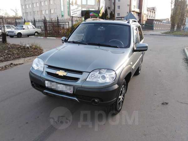 Chevrolet Niva, 2014 год, 385 000 руб.