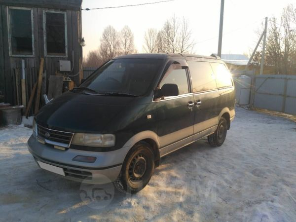 Nissan Largo, 1996 год, 115 000 руб.