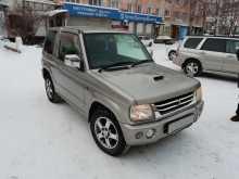 Усть-Кут Pajero Mini 2005
