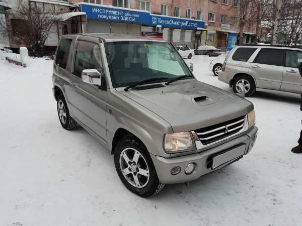 Mitsubishi Pajero Mini, 2005 год, 215 000 руб.
