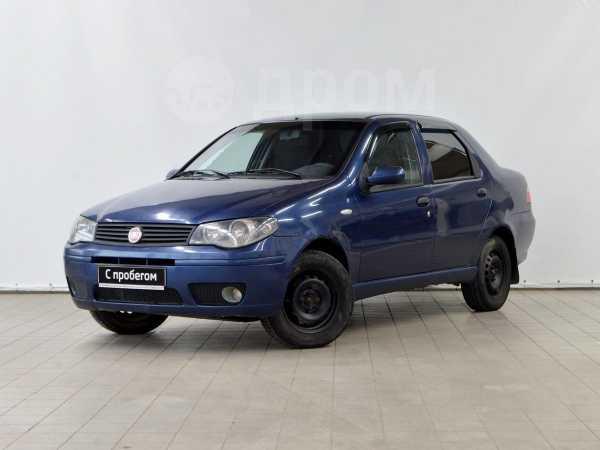 Fiat Albea, 2010 год, 169 000 руб.