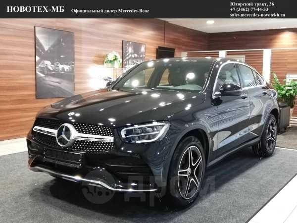 Mercedes-Benz GLC Coupe, 2019 год, 4 016 000 руб.