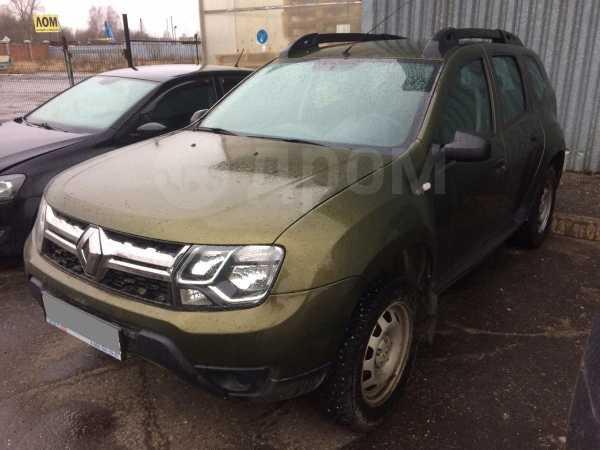 Renault Duster, 2017 год, 675 000 руб.