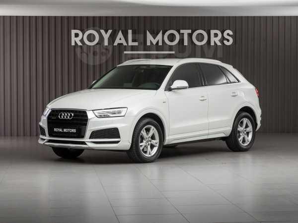 Audi Q3, 2017 год, 1 570 000 руб.