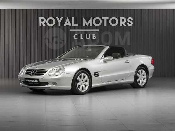 Mercedes-Benz SL-Class, 2004 год, 990 000 руб.