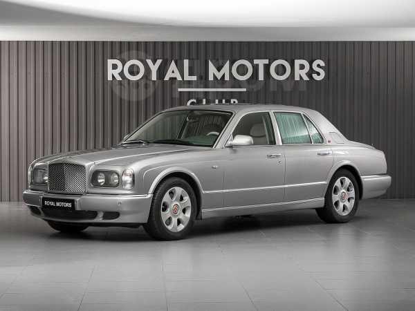 Bentley Arnage, 2001 год, 1 980 000 руб.