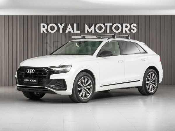 Audi Q8, 2018 год, 5 290 000 руб.