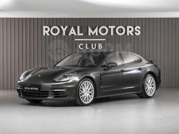 Porsche Panamera, 2017 год, 6 356 000 руб.