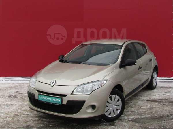 Renault Megane, 2011 год, 369 000 руб.