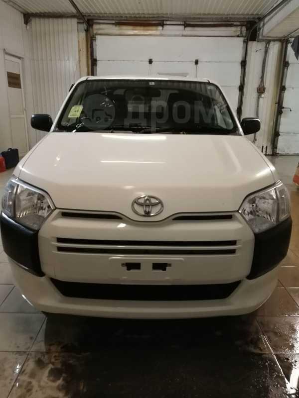 Toyota Succeed, 2016 год, 600 000 руб.
