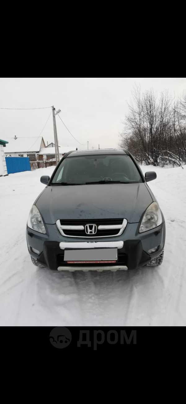 Honda CR-V, 2004 год, 590 000 руб.