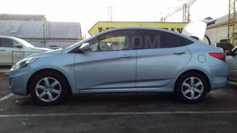 Hyundai Solaris, 2012 год, 387 000 руб.