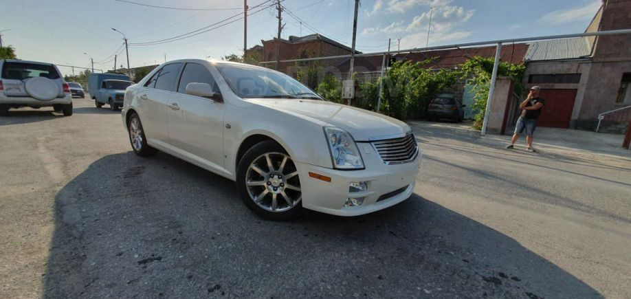 Cadillac STS, 2005 год, 470 000 руб.