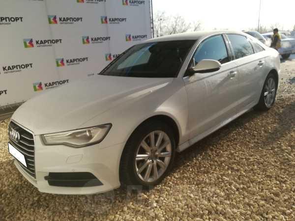 Audi A6, 2016 год, 2 047 500 руб.