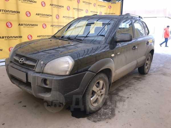 Hyundai Tucson, 2006 год, 457 000 руб.