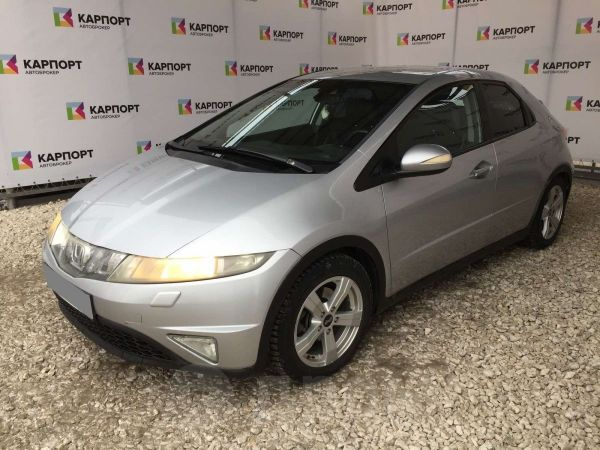 Honda Civic, 2007 год, 372 000 руб.