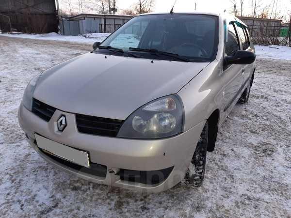 Renault Symbol, 2007 год, 170 000 руб.