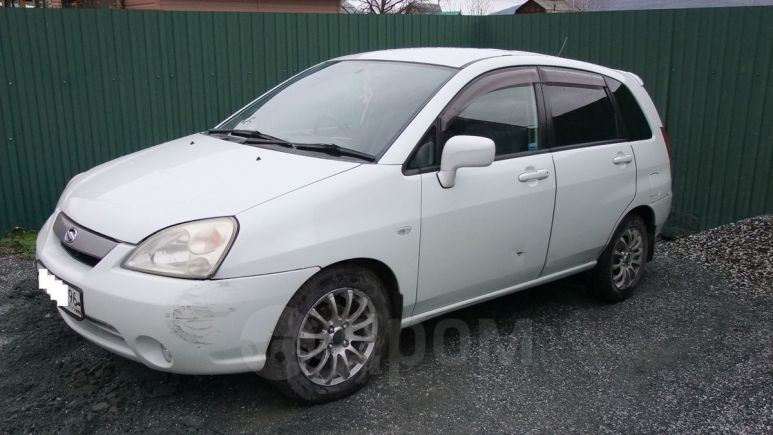Suzuki Aerio, 2002 год, 275 000 руб.