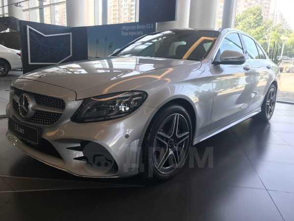 Mercedes-Benz C-Class, 2019 год, 2 300 000 руб.