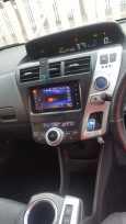 Toyota Prius a, 2012 год, 990 000 руб.