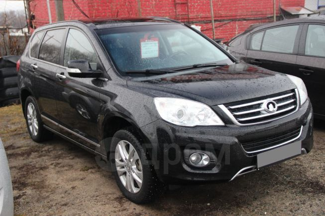Great Wall Hover H6, 2014 год, 625 000 руб.