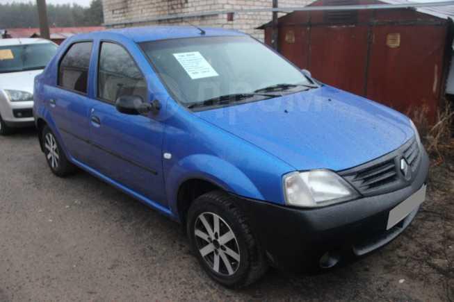 Renault Logan, 2007 год, 249 000 руб.
