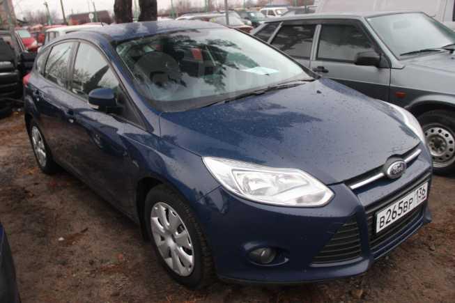 Ford Focus, 2014 год, 540 000 руб.