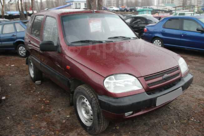 Chevrolet Niva, 2004 год, 218 000 руб.