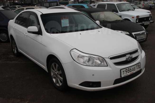 Chevrolet Epica, 2012 год, 395 000 руб.